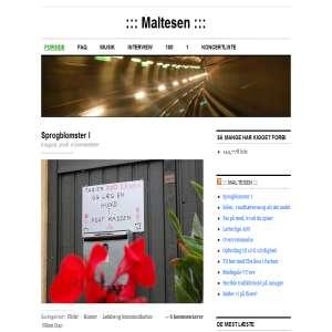 Maltesen