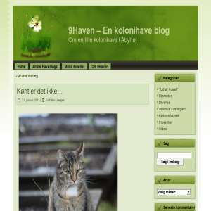 9haven - en kolonihaveblog