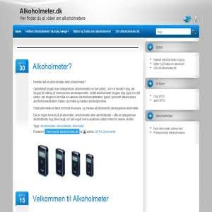 Alkoholmeter