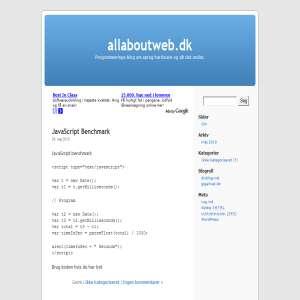 allaboutweb.dk