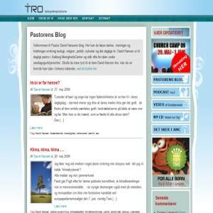 Pastorens blog