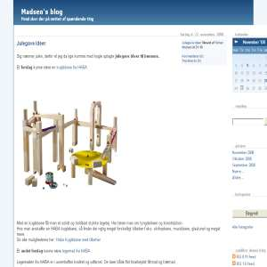 Madsens blog