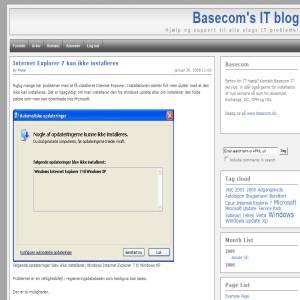 Basecoms IT Blog
