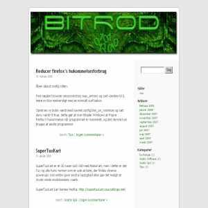 Bitrod