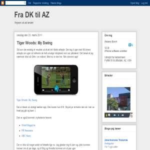 Fra DK til AZ
