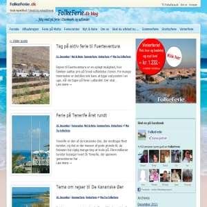 Folkeferie.dk blog