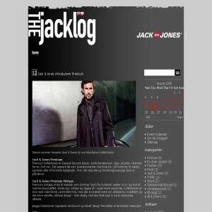 Jack & Jones Blog