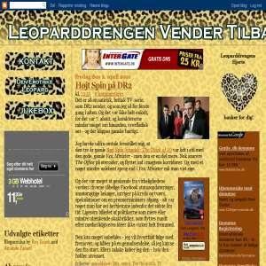 Leoparddrengen