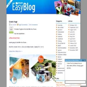 Pixum EasyBlog Danmark - Fotokalender
