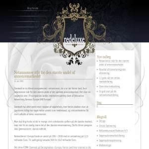 Blog Redeluxe