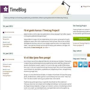 TimeBlog