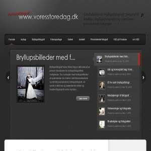 Bryllupsfotograf Bloggen - Danmarks bedste bryllupsfotografer