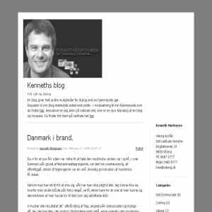Kenneths blog | radikalt byrådsmedlem i Viborg