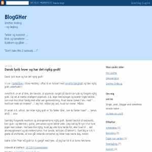 blogGHer