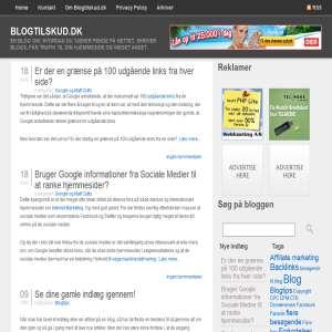 Blogtilskud.dk