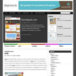 Blogtrend.dk