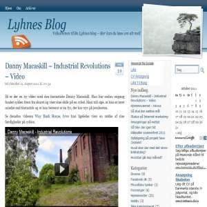 Lyhnes Blog