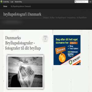 Danmarks Bryllupsfotografer