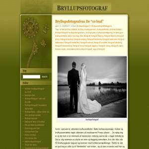 Bryllupsbloggen