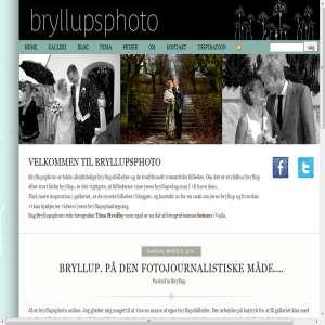 Bryllupsphoto