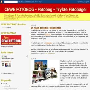 CEWE FOTOBOG - Blog om din Fotobog