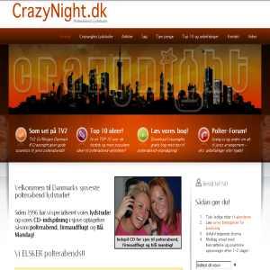 Crazynight Polteraend Guiden