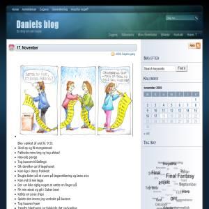 Daniels blog