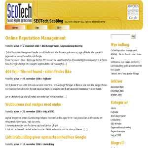 SEOTech SeoBlog