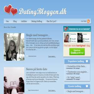Profiltekst til datingside