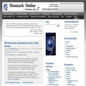 Denmark Online