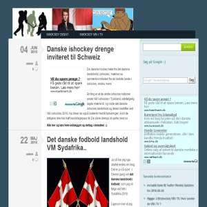 Det danske ishockey landshold