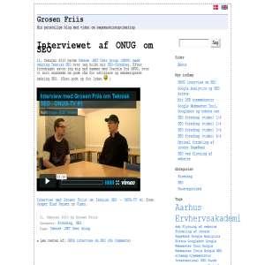 Viden om og værktøjer til søgemaskineoptimering