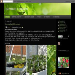 Drivhus blog