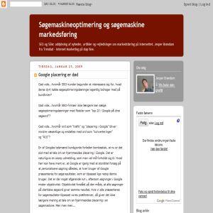 SEO & SEM: Jesper Brøndum