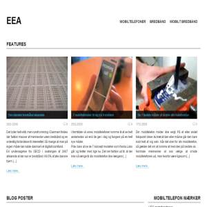 EEA Mobiltelefon Blog