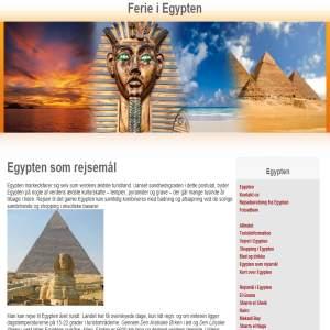 Egypten - Billeder & rejseberetninger