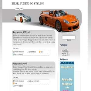 Biler, Tuning og Styling