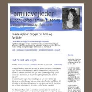 Familievejlederbloggen