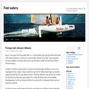 Fast sailers