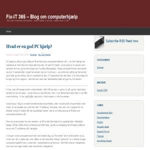 Fix-IT 365 Computerhjælp
