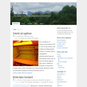 Bentes Blog