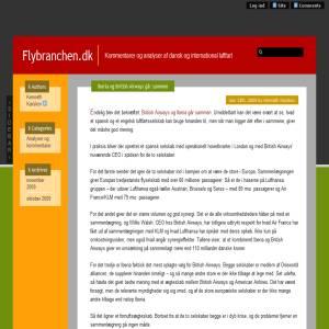Flybranchen.dk