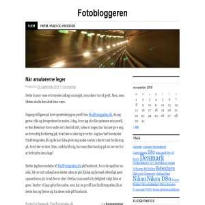 Fotobloggeren