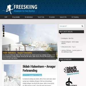 Freeskiing.dk