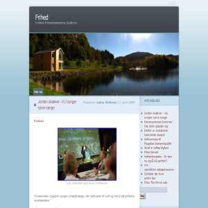 Frihed Blog