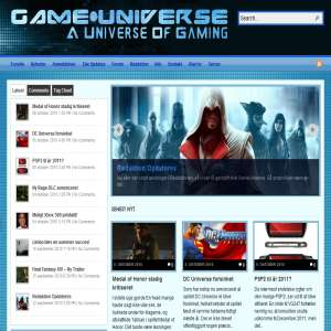 Game Universe - A Universe Of Gaming
