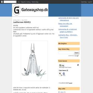 Gatewayshop.dk