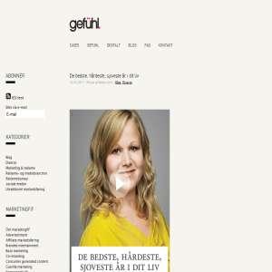 gefuhl blog