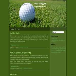 Golf bloggen