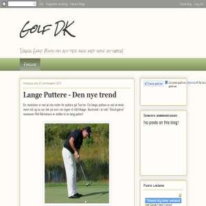 Golfblog DK